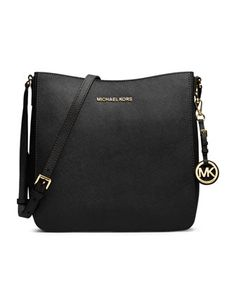MICHAEL Michael Kors Large Jet Set Travel Messenger Price:	$228.00 MKS14_V1YKK     BLACK