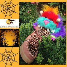 Almost Halloween!!!! #karmaofcharme #ymiz @karmaofficial @karmaboots