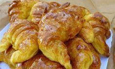 Amfipoli News: Νόστιμα κρουασανάκια βουτύρου με μόνο 4 υλικά!