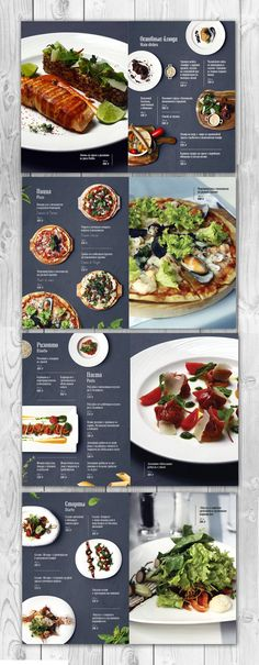 Here are 5 crucial functions that your food menu style need to have in order to bring its weight and make its existence beneficial. Menu Board Design, Cafe Menu Design, Menu Restaurant, Restaurant Design, Resto Vegan, Cafeteria Menu, Food Menu Design, Pizza Menu Design, Menu Layout