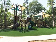 New playground now open in Woodtrace!