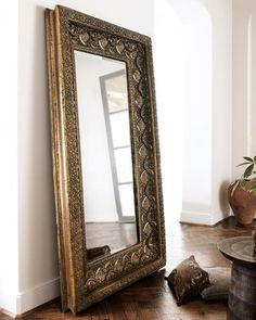 Taza Floor Mirror
