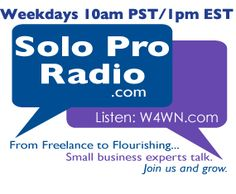 Join Barbara and her crew for solo pro radio