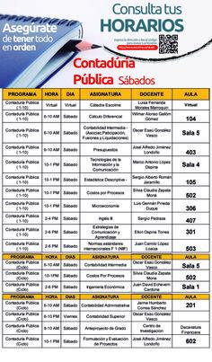 @Escolmeeduco Conoce los horarios de Contaduría Pública los Sábados. Clic aquí para consultar:http://www.escolme.co/sicaes