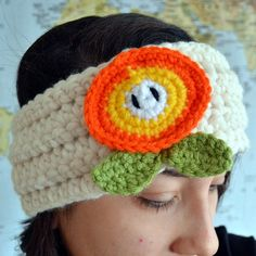 It's still pretty cold out there - find out how you can crochet this chunky headband in a flash.