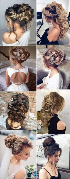 Wedding Hairstyles : Illustration Description Elstile Long Wedding Hairstyle Inspiration / www.deerpearlflow… - #Hairstyle #weddinghairstyles