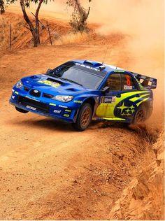 SUBARU STi     WRC Rally School @ http://www.globalracingschools.com