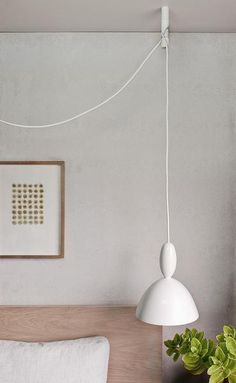Little Bishop Pendant Light Hook - Small | Color Cord Company