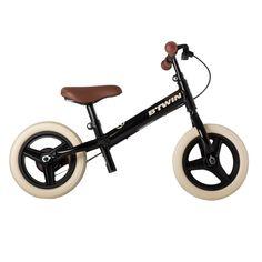 Loopfietsje voor kinderen 10 inch Run Ride 520 cruiser zwart. Ontworpen voor: kinderen van 2 tot 4 jaar (85-100 cm) die hun evenwicht willen leren bewaren op 2 wielen. Gratis levering vanaf 29€.