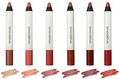 Sonia Kashuk Velvety Matte lip pencil in Nude Mulberry - dupe for NARS Bahama Velvet Matte?