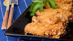 Receta | Alitas de pollo crujientes - canalcocina.es