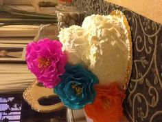 Mexican Independence Day Cake