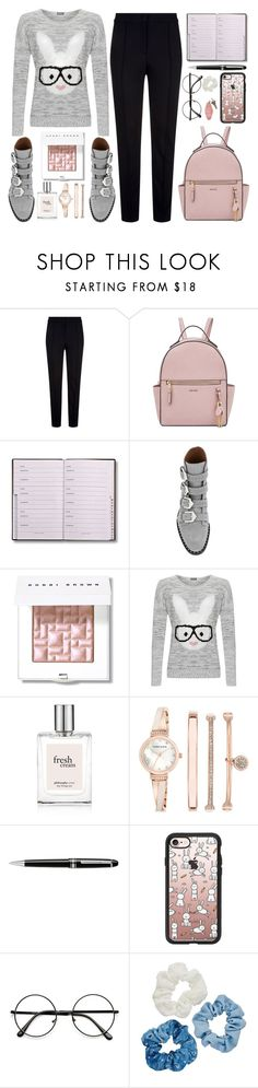 """Bunny Fashion"" by deeyanago ❤ liked on Polyvore featuring Escada Sport, Nine West, Givenchy, Bobbi Brown Cosmetics, WearAll, Anne Klein, Montblanc, Casetify, Mudd and springhome"