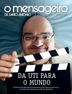 Revista O Mensageiro de Santo Antônio Julho/Agosto 2013.