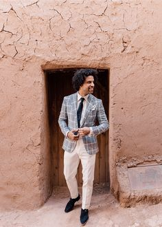 Engaged // The Moroccan dream in Ait Ben Haddou Jamie Lee, Couple Shoot, Moroccan, Couples, Suits, Style, Fashion, Swag, Moda