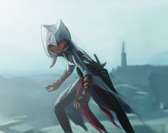 Ahsoka assassin by Raikoh-illust.deviantart.com on @deviantART
