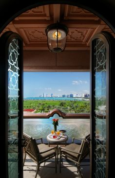 Kempinski Emirates Palace is One of The Most Expensive Hotel Properties in the world... more pix at link Print_Pearl-Room-East-Wing-View