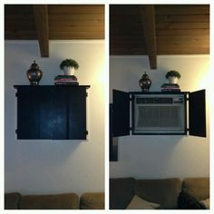 Air Conditioner Indoor Decorative Cover