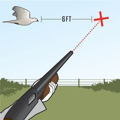 Follow this pro shotgunner's advice, and you'll never miss another dove again (well, almost never) #huntingtips