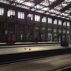 Gare de Lyon, Paris 12ème.