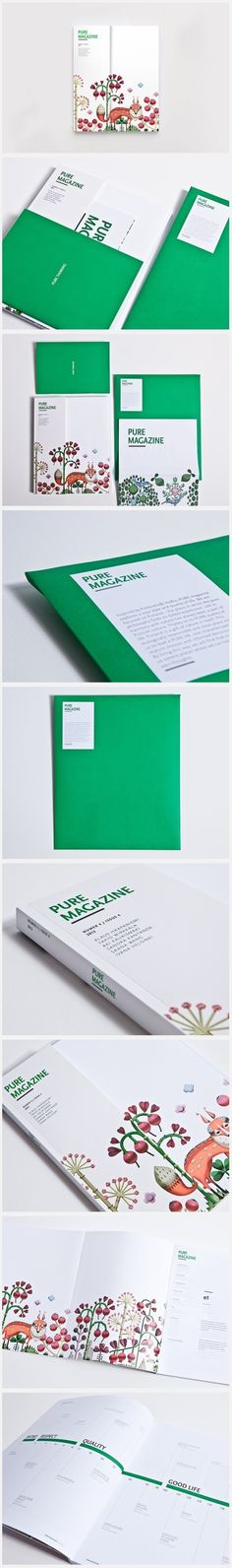 Identity / Pure Magazine