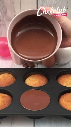 Baking Recipes, Cake Recipes, Dessert Recipes, Cake Decorating Tips, Creative Food, Diy Food, Food Videos, Sweet Treats, Food And Drink