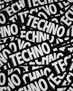 Techno Sticker  #sticker #techno #stickerlove