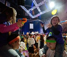 Fun is had by all during THON Weekend!