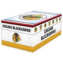 Blackhawks keepsake box