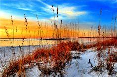 Sunrise, Panama City Beach, Florida...