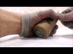 Test Tornado Granaten Airsoft, Fehlerprüfung - YouTube