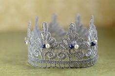 Newborn Crown Baby Crown Photo Prop Prop Crown by MiaRoseBoutique, $12.00