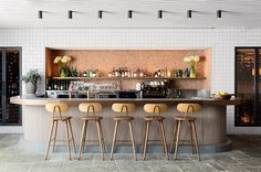 Buena Vista Hotel in Mosman, Australia / SJB Interiors & Tess Regan Design