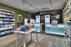 Pharmacy MILANO store by MOBIL M, Milan – Italy » Retail Design Blog