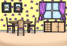 Classroom Clipart, Emotional Child, Background Clipart, Teacher Tools, Cute Drawings, Beautiful Pictures, Gallery Wall, Clip Art, School
