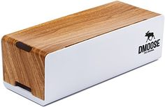 Wooden Style Cable Management Box Organizer by DMoose (16...