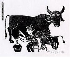 Jos& Francisco Borges & Cordel Literature of Brazil. Design Art, Print Design, Artist At Work, Brazil, Art Photography, Literature, Moose Art, Folk, Prints