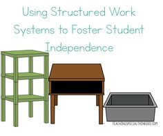 Using Structured Wor