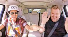 Country Music Lyrics - Quotes - Songs Elvis presley - Bruno Mars Delivers Epic Elvis Presley Impression In Hysterical Carpool Karaoke - Youtube Music Videos http://countryrebel.com/blogs/videos/bruno-mars-delivers-iconic-elvis-impression-in-hysterical-carpool-karaoke