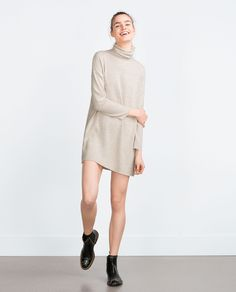 SOFT TOUCH DRESS - TRF - NEW IN | ZARA United States