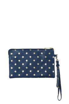 Blue Emma Star Wallet