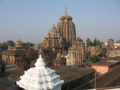 Lingaraj Temple,Bhubaneswar ,Odisha,India