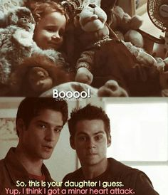lydia, cute, and stiles afbeelding