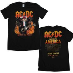 Now available in our store AC/DC Highway to .... Check it out here! http://everythinglicensed.com/products/ac-dc-highway-to-north-america-t-shirt?utm_campaign=social_autopilot&utm_source=pin&utm_medium=pin