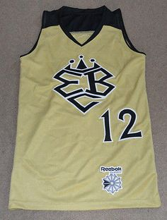 Entertainers Basketball Classic Jersey Youth Medium Rucker Park Streetball NYC