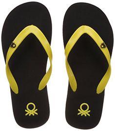 #9: United Colors of Benetton Men's EVA Flip-Flops and House Slippers