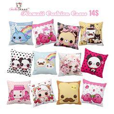 Pillows pillows pillows!