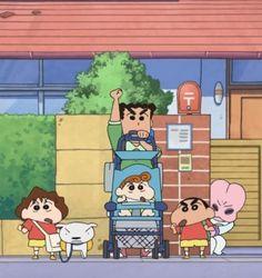 Sinchan Wallpaper, Kawaii Wallpaper, Art Drawings Sketches, Cute Drawings, Sinchan Cartoon, Baby Disney Characters, Cute Piglets, Crayon Shin Chan, Cute Cartoon Wallpapers