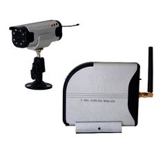 Wisecomm CW3510 4-Channel 2.4GHz Wireless Color Security System with Audio - Small (Grey) by Wisecomm. $88.48. Place this Clover Indoor Wireless Color System in your store or home to increase your security perimeter. The camera provides excellent image quality and clarity. The infrared LEDs provide a class leading night vision range of 35'. In low light conditions, picture automatically switches to BandW, delivering better clarity. Camera's LEDs automatically switch on ...