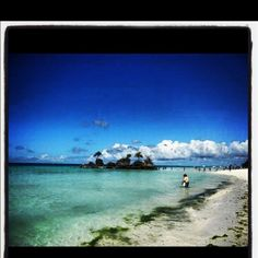 Definitely going to visit. Borocay - Philippines